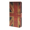 MOONCASE UK British Flag Leather Wallet Flip Card Slot Stand Pouch чехол для Microsoft Lumia 540 A10 luxury stand flip