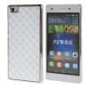 MOONCASE Футляр Роскошные Chrome горный хрусталь Bling Звезда задняя крышка чехол для Huawei Ascend P8 Lite белый
