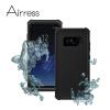 Airress Многофункциональный ультратонкий водонепроницаемый ударопрочный пылезащитный чехол для сумки для Samsung Galaxy S8 Galaxy S8 + Plus чехол для samsung galaxy s8 plus объёмная печать printio лапа волка