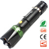 Zoom LED Flashlight 18650 Rechargeable Portable Light Olight Tactical Torch Aluminum Alloy Torchlight Fishing Cycling white purple yellow light led flashlight stainless steel torch 18650 rechargeable uv torch olight jade identification