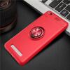 Xiaomi Redmi 4A/4X роскошь металлическое кольцо, магнитные брекет - shockproof охлаждения тпу телефон дел сотовый телефон xiaomi redmi 4x 16gb pink