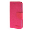 MOONCASE Galaxy S6 Edge , Leather Flip Wallet Card Holder Pouch Stand Back ЧЕХОЛ ДЛЯ Samsung Galaxy S6 Edge Hot pink galaxy s6 edge дисплей