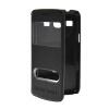 все цены на MOONCASE View Window Leather Side Flip Pouch Shell Back ЧЕХОЛДЛЯ Samsung Galaxy Core Plus G3500 / Trend 3 G3502 Black онлайн