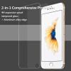 Ainy защитное стекло screen protector с маленьком цветном кряем для iphone 6/ 6S ainy 0 33mm защитное стекло screen protector для lenovo k920 vibe z2 pro