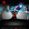 Gameking3D Очки Клип Поляризованные 3D-очки Миопия Клип Stereo 3Dreald Movie Clip Черный Серый универсальный тип 3d очки red blue cyan 3d очки анаглифические 3d очки пластиковые