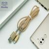 Mzxtby 1M / 2M USB-кабель Зарядное устройство для мобильного телефона для Samsung / Xiaomi / Huawei для momentum 1m dv44b1br