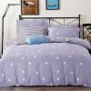 SHENGWEI постельные принадлежности модный набор 4 штуки простыня чехол на одеяло 100% хлопок 1,5м 1,8м кровать mercury постельные принадлежности набор 4 штуки простыня с набивной чехол на одеяло 100