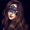 Частная сексуальная кружевная маска для глаз маска для ажурных масок альтернативные игрушки SM единообразное соблазнение сексуальное женское белье женское шоу взрослая флирт Маска для королевы