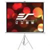 Элит экран (экраны Elite) ECT84V1 84 дюймов 4: 3 экран белый пластмассовый экран проекционный экран держатель проектора проекционный экран elite screens m120uwh2 white