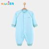 YOUQI Quality Baby Boy Clothes Girl Rompers Unisex Newborn Toddler Infant Costumes 3 6 18M Pajamas Clothing Autumn Baby Clothes baby rompers 100