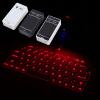 Беспроводная связь Bluetooth Лазерная клавиатура Виртуальная Проекция для смарт-телефона ноутбуков
