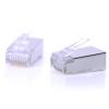Vention 10 штуков/1 пакет соединитель UTP LAN Ethernet RJ45 CAT6e штекер 8p8c rj45 модульный штекер для сетевого кабели
