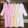 Хлопок Мужские халаты Пижамы для ночной рубашки для мужчин Главная Одежда для пижамы Одежда Теплый халат Халаты для мужчин Летняя осень