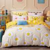 SHENGWEI постельные принадлежности модный набор 4 штуки простыня чехол на одеяло 100% хлопок mercury постельные принадлежности набор 4 штуки простыня с набивной чехол на одеяло 100