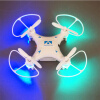Mini 2.4G quadcopter aircraft Remote control airplane Aero model toy headless mode small remote control aircraft