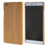 MOONCASE Wooden style Hard Rubber Shell Back чехол для Cover Huawei Ascend P8 Beige mooncase personality style hard rubber shell back чехол для cover huawei ascend p8 lite красный