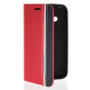 MOONCASE Business style Leather Side Flip Wallet Card Slot Pouch Stand Back чехол для Samsung Galaxy Ace NXT G313H Red al ko 2000i