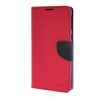 MOONCASE Splice Color Leather Wallet Flip Card Slot Bracket Back чехол для HTC Desire 826 Hotpink htc desire 650