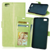 MOONCASE Чехол для Huawei Ascend P8 Lite Фолио слот Флип кожаный бумажник карты и складной подставкой Feature Чехол Обложка huawei p8 lite