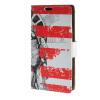 mooncase дело для Huawei честь 4а (5,0 ) кожа Flip бумажник стиль и kickstand случае распространяется [милые схеме] дизайн / а10