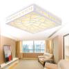 [Супермаркет] в первый раз Jingdong спальня потолочных светильников большой прозрачная последние 45 * 45см три цветовых температура ночники DD1812 led24w
