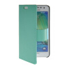 MOONCASE Slim Leather Side Flip Wallet Card Slot Pouch with Kickstand Shell Back чехол для Samsung Galaxy A3 Mint Green mooncase slim leather side flip wallet card slot pouch with kickstand shell back чехол для samsung galaxy a3 mint green