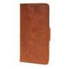 MOONCASE ЧЕХОЛ ДЛЯ Samsung Galaxy E5 E500 Wallet Card Slot with Kickstand Flip Leather Back Brown