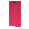 MOONCASE Galaxy Note 3 , Leather Flip Wallet Card Holder Pouch Stand Back ЧЕХОЛ ДЛЯ Samsung Galaxy Note 3 Hot pink printio чехол для samsung galaxy note