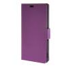 MOONCASE Simple Leather Flip Wallet Card Slot Stand Back чехол для Sony Xperia M4 AQUA Purple mooncase matte skin flip leather wallet card slot stand back чехол для sony xperia m4 aqua sapphire