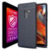 Luxury Soft TPU Matte Case for Xiaomi Mi Mix2 Silicone Case Back Cover for Xiaomi Mix 2 Phone Case for xiaomi red rice note5 pro black matte tpu phone case