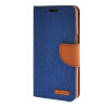 MOONCASE Galaxy Grand Prime G5308W , Leather Flip Pouch Stand ЧЕХОЛ ДЛЯ Samsung Galaxy Grand Prime G5308W G530 Dark blue чехол с флипом для samsung galaxy j2 prime grand prime 2016 df sflip 11