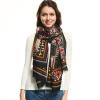 JeouLy длинный шарф Мода Bohemia Этнический стиль Женщины Шарфы Летний пляж Солнцезащитные шали зимой Держите теплые женские женские шарфы