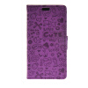 MOONCASE Cute Little Witch Leather Side Flip Wallet Card Holder Stand Pouch ЧЕХОЛДЛЯ Huawei Ascend Y520 Purple mooncase cute little witch leather side flip wallet card holder stand pouch чехолдля huawei ascend y625 purple