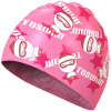 [Супермаркет] Jingdong Billiton выигрывает (TOSWIM) мальчик и девочка шапочки для плавания уха протекторов водонепроницаемых силиконовой шапочки для плавания мило и комфортно без головы ля светло-розового