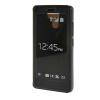 MOONCASE Huawei Honor 7 чехол для Full Screen View Leather Flip Pouch Bracket Back Cover Black чехол для сотового телефона honor 5x smart cover grey