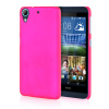MOONCASE Hard Rubberized Rubber Coating Devise Back ЧЕХОЛ ДЛЯ HTC Desire 626 Hot pink mooncase hard rubberized rubber coating devise back чехол для sony xperia z4 black