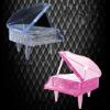 Обучающие игрушки 3D Кристальная игра-головоломка Музыкальные инструменты Собранные головоломки 3d головоломка робот cиний 90351