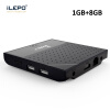iLEPO KM8P Android 7.1 Smart TV Box Amlogic S912 Quad Core 64bit 4K WiFi 2.4GHz 100M LAN Set-top Media Player Box mx plus amlogic s905 smart tv box 4k android 5 1 1 quad core 1g 8g wifi dlna потокового tv box