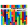 Сакура Сакура 60 цветные пластиковые карандаши цветные карандаши костюм FY-60 (олово) импортируется из Японии [] альбом для набросков цветные карандаши