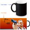 The Big Lebowski 350ml/12oz Heat Reveal Mug Color Change Coffee Cup Sensitive Morphing Mugs Magic Mug Milk Tea Cups big magic