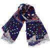 JeouLy 2018 горячие продажи шарфы женщин весна новый хлопок длинный шарф цветок шарф шарф солнцезащитный крем платок хиджаб 180 * 100 см
