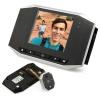 3.5 ЖК-цифровой глазок 120 градусов дверные глазки дверной звонок видео камеры