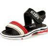 2018 летом Boys Beach обувь casual сандалии - 6 лет дети сандалии мальчиков открытым носком и сандалии сандалии beira rio сандалии