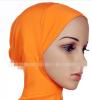 Аканэ 2 штуки в шарфах тюрбан трубка шапка череп исламская женская мода мусульманский женский платок