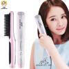 Golden Rice (KINGDOM) Выпрямитель для волос Hair Scroll Straight Dual Professional Straight Comb 60s Быстрый выпрямитель для волос KD388C Pink galaxy gl4514 выпрямитель для волос