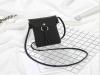 Цянь Xiu дизайнер дамы Messenger сумка г-жа ведро мешок Сумка Messenger сумка сумка Маленькая квадратная сумка Сумка Сумка DrawStr pimobetty сумка gr01 00016332