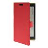 MOONCASE Slim Leather Flip Wallet Card Pouch with Kickstand Shell Back ЧЕХОЛДЛЯ Nokia Lumia 1520 Red чехол для lumia 1520 prolife nokia
