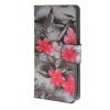 MOONCASE цветок стиль Кожа боковой паз флип Бумажник карты Стенд Чехол чехол для LG Optimus C70 H440 / A09 чехол флип для lg optimus l5 e610 e612 e615 красный armorjacket