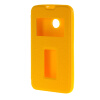 MOONCASE Side Flip Hard board Slim Leather Bracket Window чехол для Cover Microsoft Lumia 530 желтый mooncase side flip hard board slim leather bracket window чехол для cover microsoft lumia 625 желтый