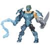 Hasbro (Hasbro) Marvel Avengers герой удивительные серии из шести дюймов игрушки куклы модернизированных версий битвы Whiplash (синяя) B0696